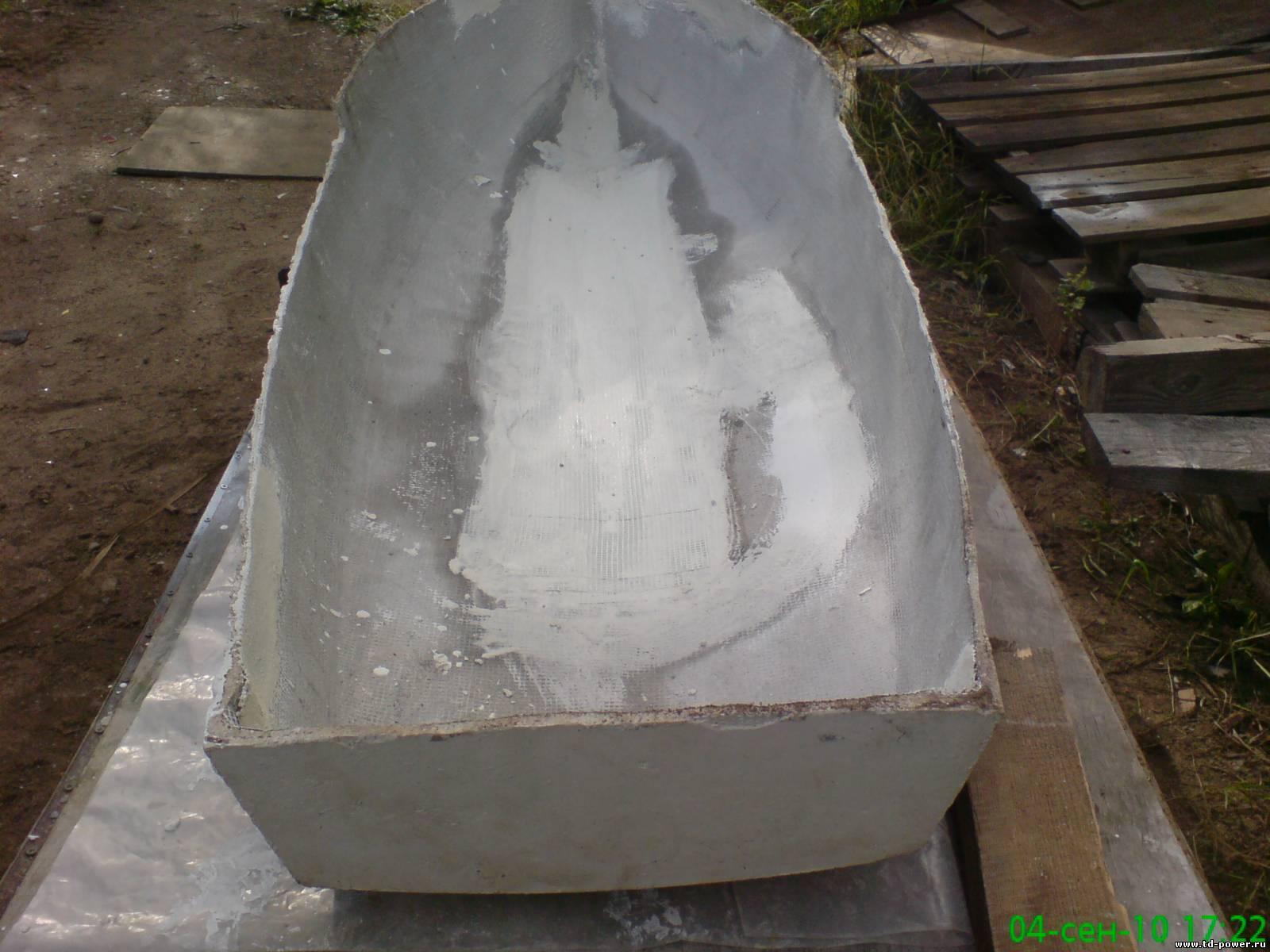 чем заделать дыры в алюминиевой лодке