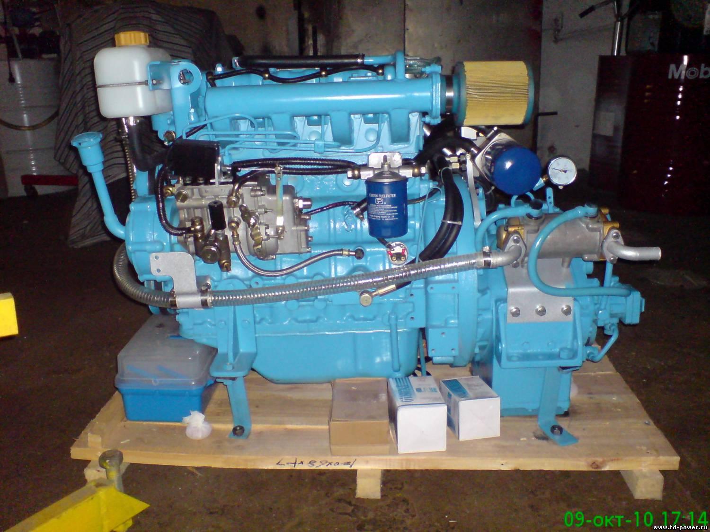 судовой двигатель ламборджини